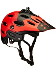 Casco Bell Super 3 Rojo-Negro 2016