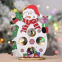 Weihnachten Dekor Türhänger von MCYs, Weihnachtsbunte hölzerne hängende Tür Dekorationen, die Partei Dekor Verzierungen... preisvergleich bei billige-tabletten.eu