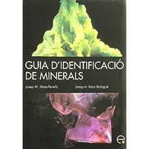 Guia d\'identificació de minerals (GUIES)