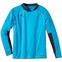 Puma Trikot GK Shirt - Camiseta de portero de fútbol para niño, color azul, talla 10 años (140 cm)