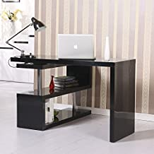 bureau informatique design. Black Bedroom Furniture Sets. Home Design Ideas