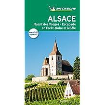 Michelin Le Guide Vert Alsace et les Vosges (MICHELIN Grüne Reiseführer)