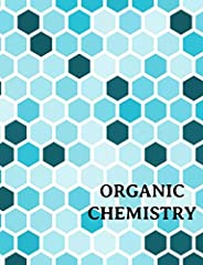 Organic Chemistry: Hexagonal Graph Paper Composition Notebook