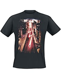 The Flash Poster Camiseta Negro S 25679edc1e929