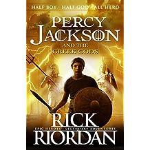 Percy Jackson and the Greek Gods (Percy Jackson's Greek Myths)