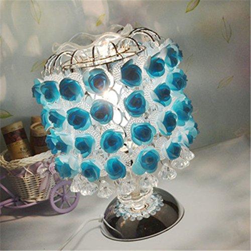 MeiZiWang Kreatives Geschenk Stieg Induktion Aromatherapie-Lampen,Blue-onesize (Aromatherapie-schaum)