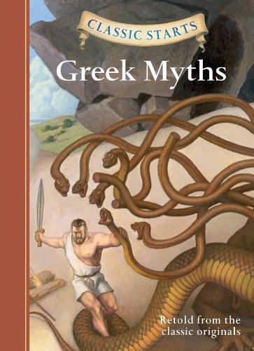 Classic Starts: Greek Myths