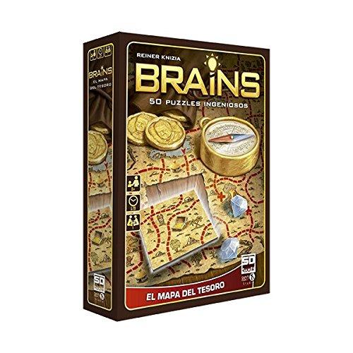 Brains Mapa del Tesoro