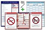 Pack Affichages Obligatoires - Obligations Entreprises - Mise en conformité droit du travail