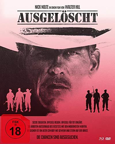 Ausgelöscht - Extreme Prejudice (Mediabook B) ( + DVD) [Blu-ray]