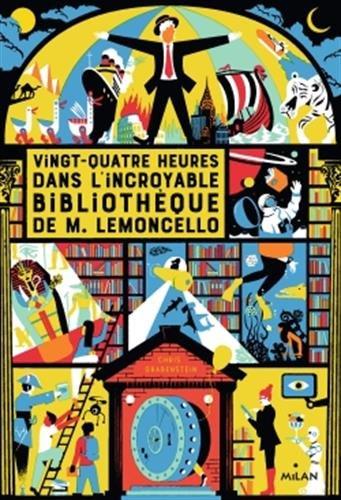 """<a href=""""/node/190391"""">Vingt-quatre heures dans l'incroyable bibliothèque de M. Lemoncello</a>"""