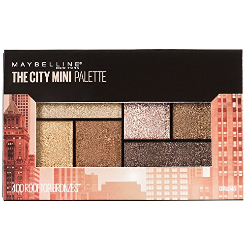 MAYBELLINE The City Mini Palette - Rooftop Bronzes -