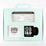 Mr. Wonderful - Kit para papá Super dad of the year