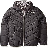 North Face G Reversible Perrito Jacket - Chaqueta, Niña, Gris - (Graphite Grey)