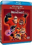 Les Indestructibles 2 [Combo Blu-ray 3D + Blu-ray 2D + Blu-ray bonus]