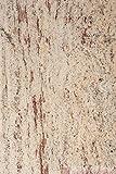 Granitfliesen Shivakashi (Ivory Brown) 60x40x1 cm poliert; 46,90 € / qm, 1 VE = 0,96 qm, geeignet als Bodenfliese und Wandfliese