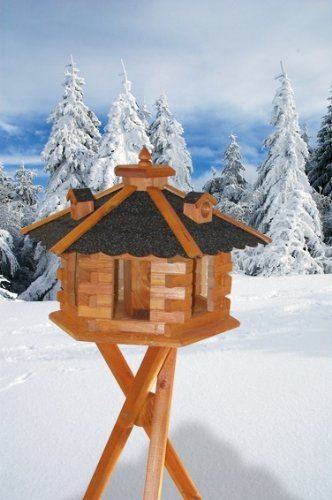 Vogelhaus inkl. Ständer