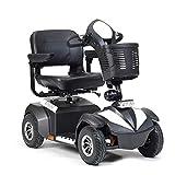 Drive Envoy 4 4mph Four Wheeled Heavy Duty Long Range Mobility Scooter - White