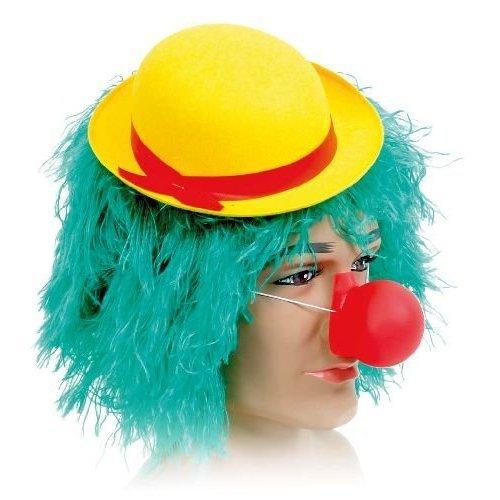 (PARTY DISCOUNT Clown Quietsch Nase Clownnase quietschend)
