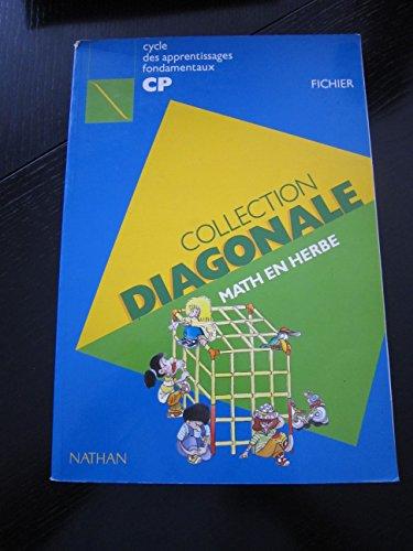 Diagonale, CP. Fichier de l'élève, édition 1992-1993
