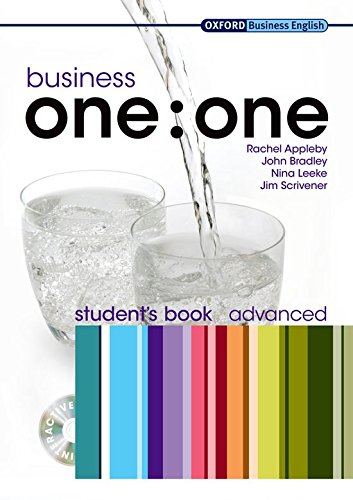 Business one:one Advanced: Business One to One Advanced. Student's Book and Multi-ROM Pack