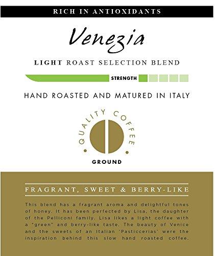 AROMISTICO COFFEE Venezia Selection Blend – GROUND
