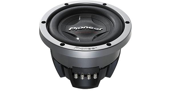 Pioneer Ts W2501d4 Dual Voice Coil Subwoofer Elektronik