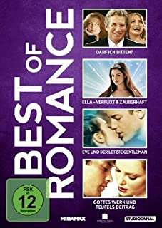 Best of Romance: Darf ich bitten? / Ella - Verflixt & zauberhaft / u.a. [4 DVDs]