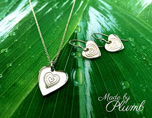 handcrafted-fine-silver-generations-heart-necklace-earring-set