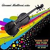 100 studi per violino op. 32 - 3° fascicolo (Nn. 41-60)