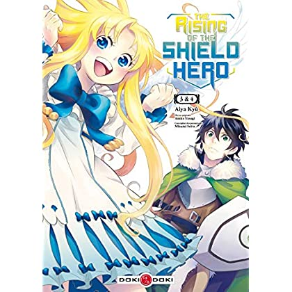 The Rising of the Shield Hero - écrin volume 03 - 04