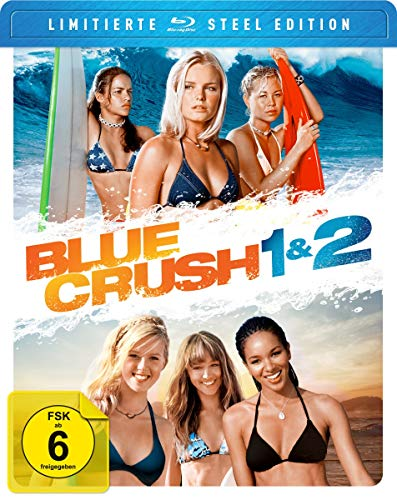 Blue Crush 1 & 2 ( Limitierte Steel Edition) [Blu-ray]
