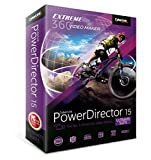 CyberLink PowerDirector 15 Ultimate Suite - Ultimate Movie Making Studio (PC)