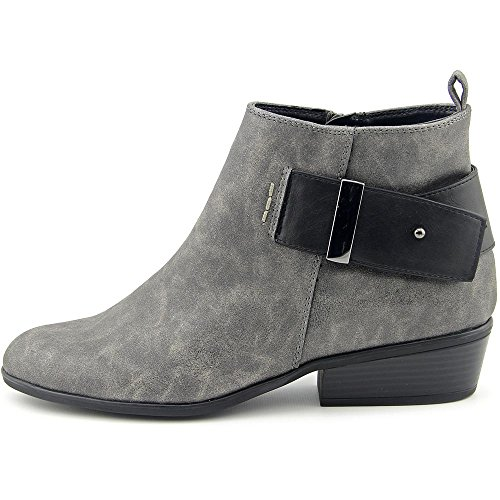 White Mountain Limerick Femmes Synthétique Bottine Silver-Metallic smth