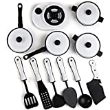 Zorbes 1221 11pcs Kitchen Tableware Pretend Role Play Toy For Kids