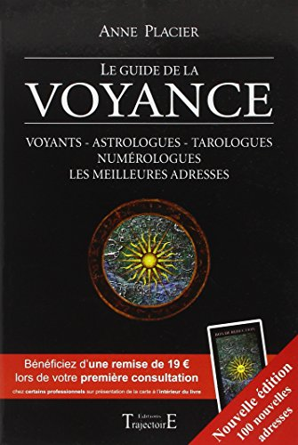 Guide de la voyance par Anne Placier