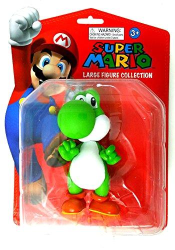 Yoshi (angewinkelte Arme) Super Mario Bros. Figur 13cm