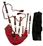 51a GLnQoQL. SL160  - NO.1# BEST TRADITIONAL BACKPIPES STARTERS SET REVIEW THE BEST SCOTTISH HIGHLAND BACKPIPES
