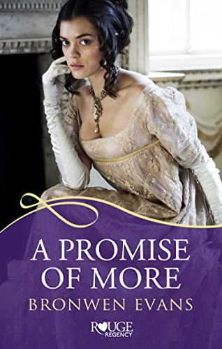 A Promise of More: A Rouge Regency Romance: (Disgraced Lords #2) (English Edition)
