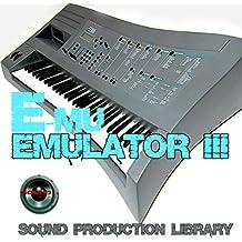 Emulator 3 – The King Of Analog Sounds – Large única original 24bit Wave/ Kontakt
