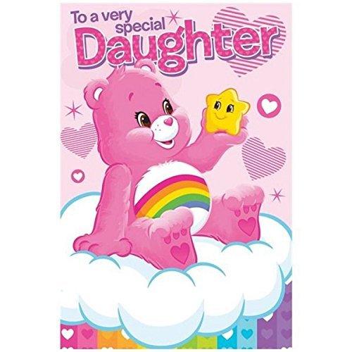 (Care Bears Tochter Geburtstagskarte)