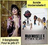 Mademoiselle K Bundle Jamais La Paix / Jouer Dehors P/V/G tab.