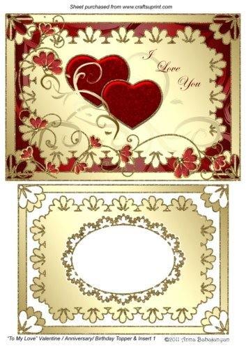 to-my-love-valentine-anniversario-compleanno-topper-inserto-di-anna-babajanyan