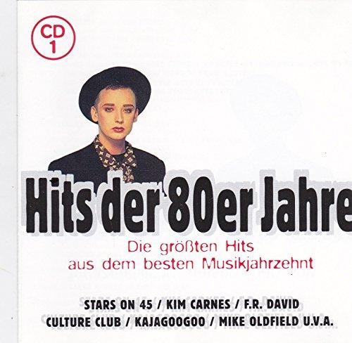 Hits der 80er Jahre, CD 1
