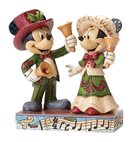 Disney Traditions Viktorianischer Mickey Minnie Maus Ornament
