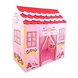 Tente de Jeux Enfant, Spacieux Tente de Maison Enfants Colorés Aavec des Fenêtres...