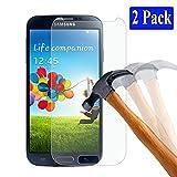 2x Samsung Galaxy S4 mini plt24 Ultra-Klar Glasfolie
