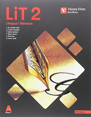 LIT 2 BALEARS BATXILLERAT (AULA 3D): 000001 - 9788468234465
