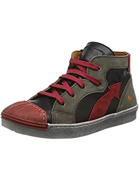 Art Unisex-Kinder Split Sneaker
