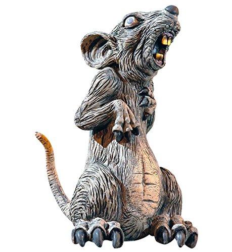 Widmann–Ratte unisex-adult gebaut, grau, 32cm, -